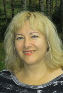 Ирина Михайловна Храпова