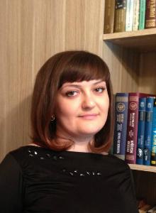 Анна Юрьевна Голубоцких