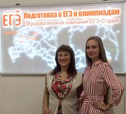 Анна Малкова и Анна Можаова